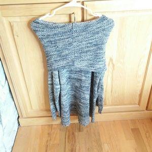 New H&M Gray Sweater
